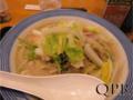 霜降り白菜チャンポン