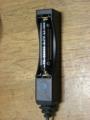 レッドレンザー M3R 電池