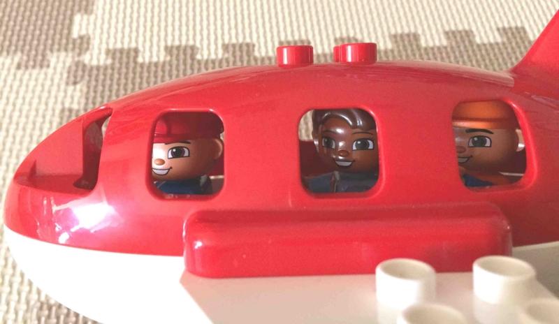 LEGO duplo 10590 レゴ デュプロ のまち くうこう ごっこ遊び
