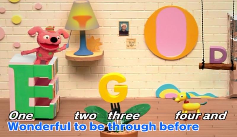 1-2-3 Door(NHKえいごであそぼ オープニングテーマ)