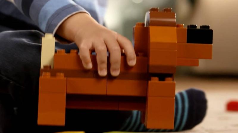 LEGO DUPLO レゴ デュプロ ワンちゃん