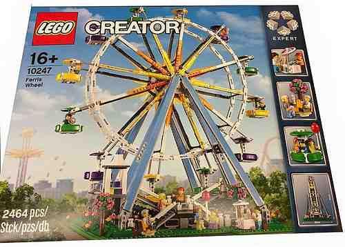 LEGO レゴ クリエイター ferris wheel 10247