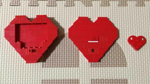 レゴ ハートセット 40004
