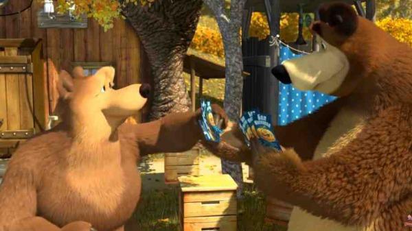 マーシャと熊 Маша и Медведь Masha and the bear 50 チケット