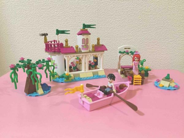 レゴ LEGO ディズニープリンセス アリエルのマジカルキス 41052