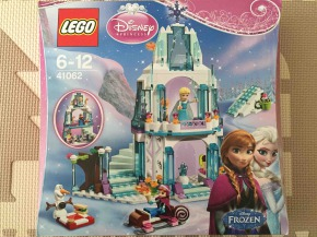 レゴ ディズニー・プリンセス エルサのアイスキャッスル LEGO 41062