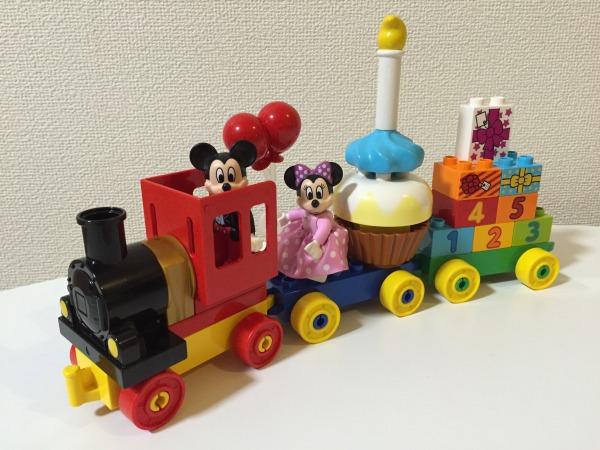 レゴ デュプロ ミッキーとミニーのバースデーパレード