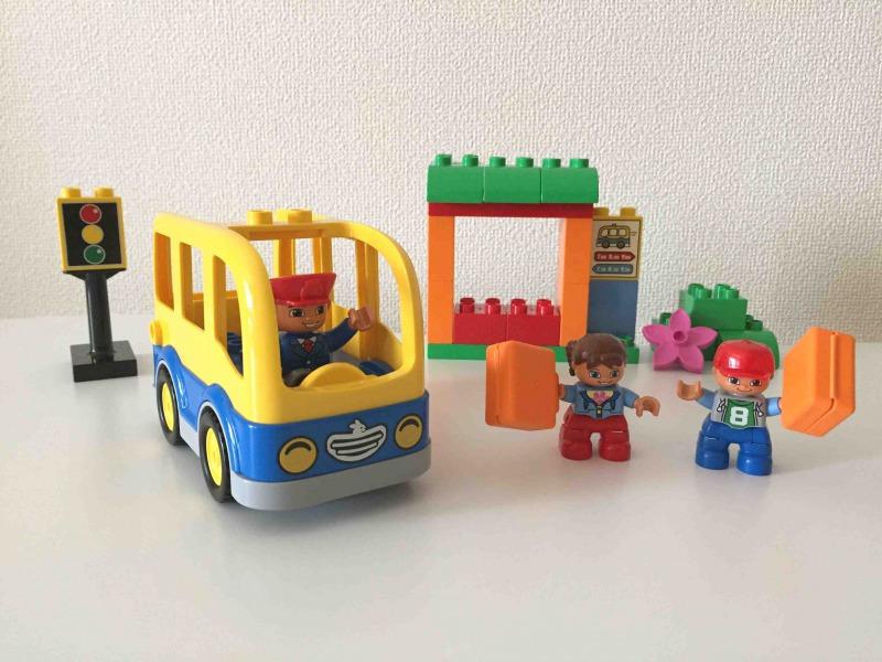 レゴ デュプロ バス 10528