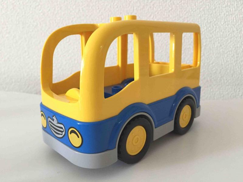 レゴ デュプロ バス 10528 ボディー