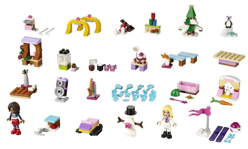 レゴ フレンズ アドベントカレンダー 41102