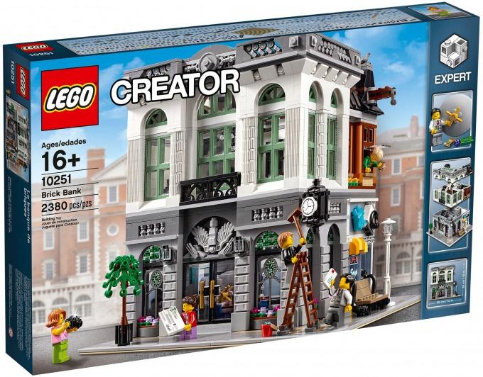 レゴ クリエーター ブリックバンク 10251