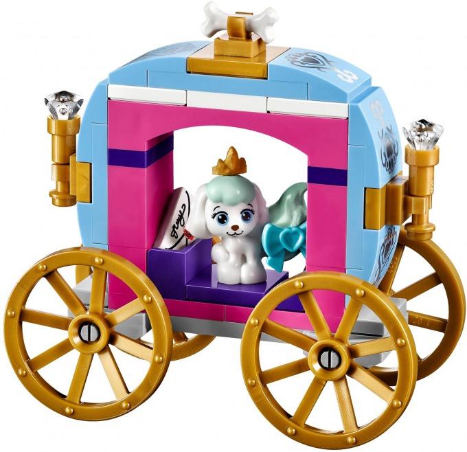 ロイヤルペット パンプキンの馬車 41141
