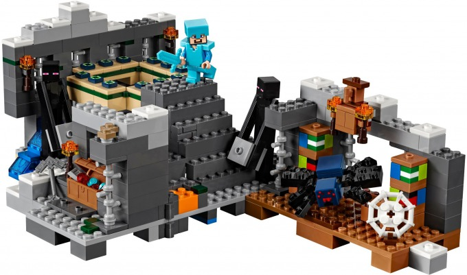 LEGO Minecraft The End Portal 21124 レゴマインクラフト ...