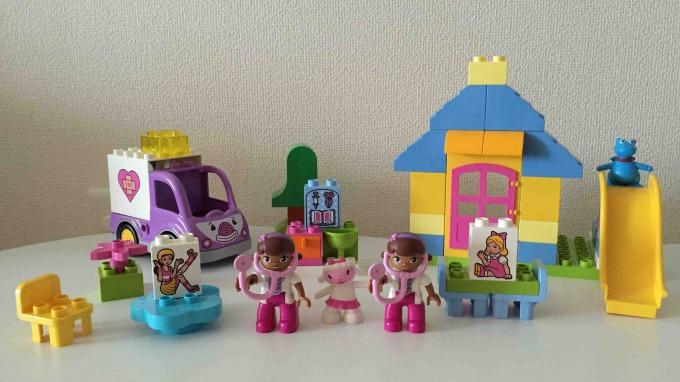 ドックはおもちゃドクターのレゴ デュプロ