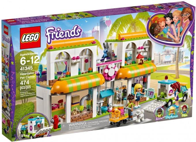 #2 Lego Friends 41327 41328 & 41330 Mia & Stephanie Bedroom Football NEW