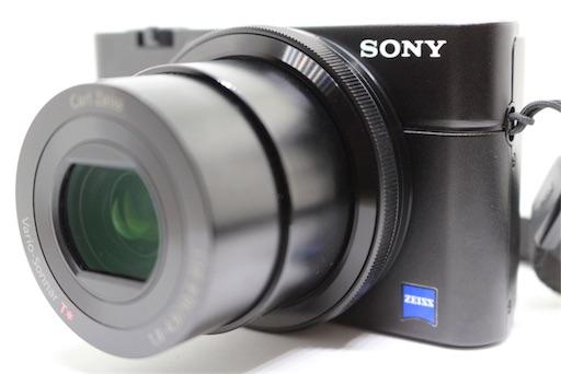 SONY RX100の写真