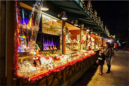 SONY RX100で撮影したミュンヘンクリスマス市
