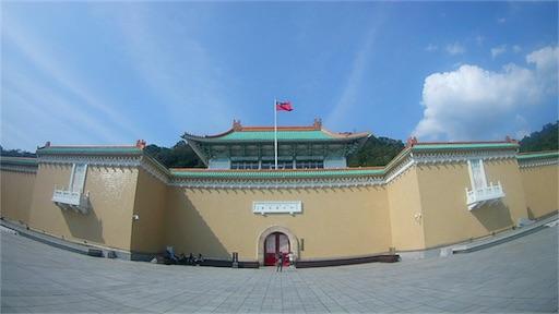 台湾で撮影した建造物の写真