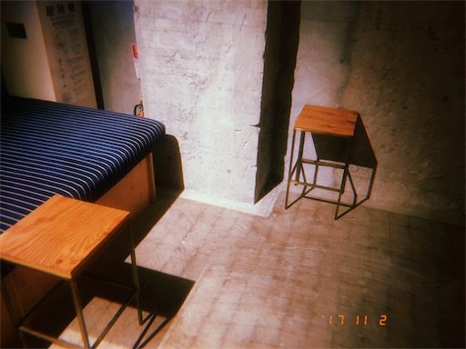 Hujicamで撮影した作例(東京:Book and Bed Tokyoにて)