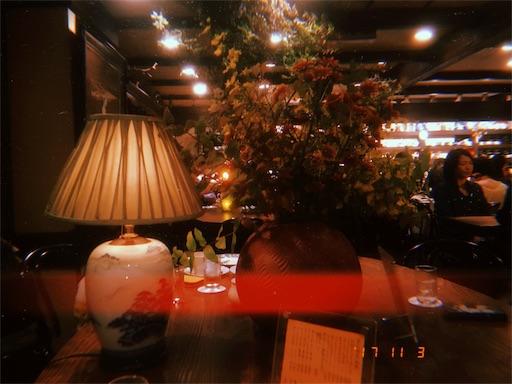 Hujicamで撮影した作例(東京:渋谷のカフェにて)