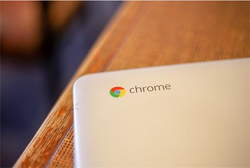 Chromebook(C100PA)の写真