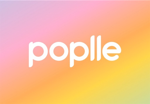 ポップル(Poplle)のアプリの写真