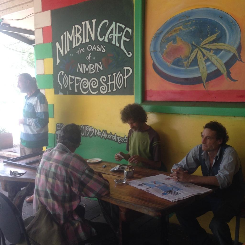ニンビンカフェ