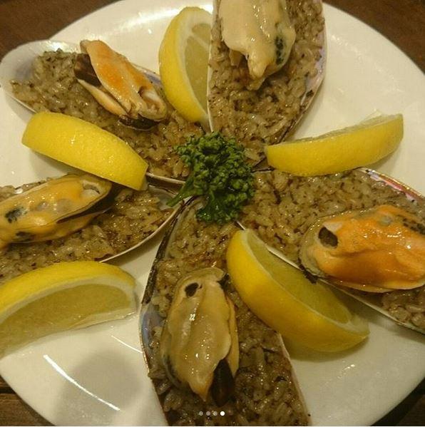 ケレベッキ:牡蠣とレモン