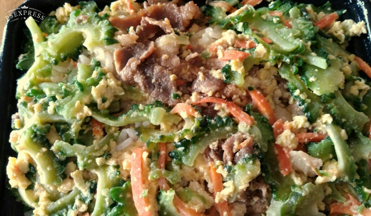 沖縄ファミリーマート:ゴーヤーチャンプルー弁当実食