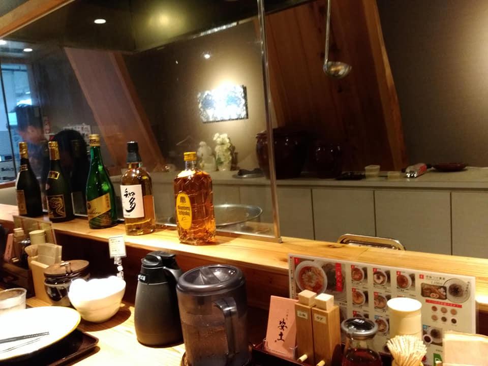 安土 那覇泉崎店:お酒も色々提供