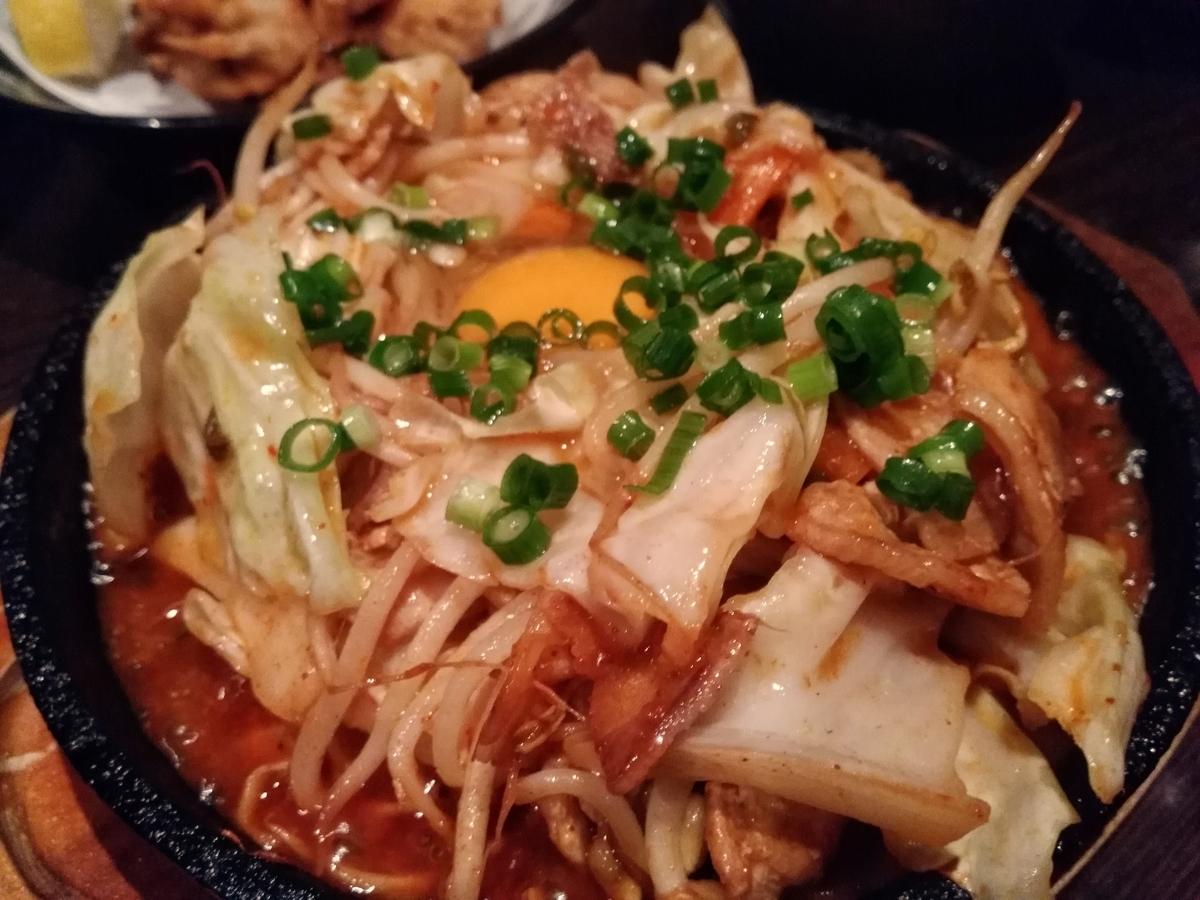 食いしん坊太郎:豚キムチ的な