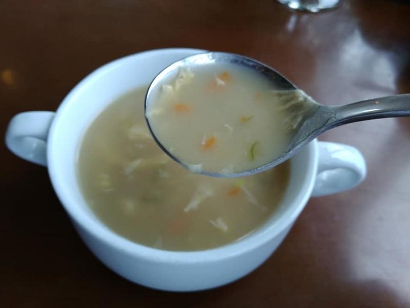 カスタマンダップ:スープ②