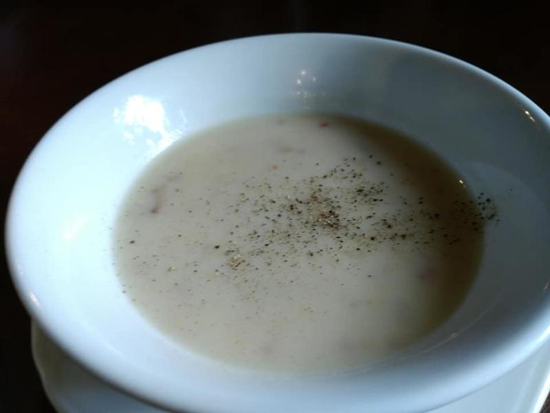 名護市 ふりっぱー:スープ実食