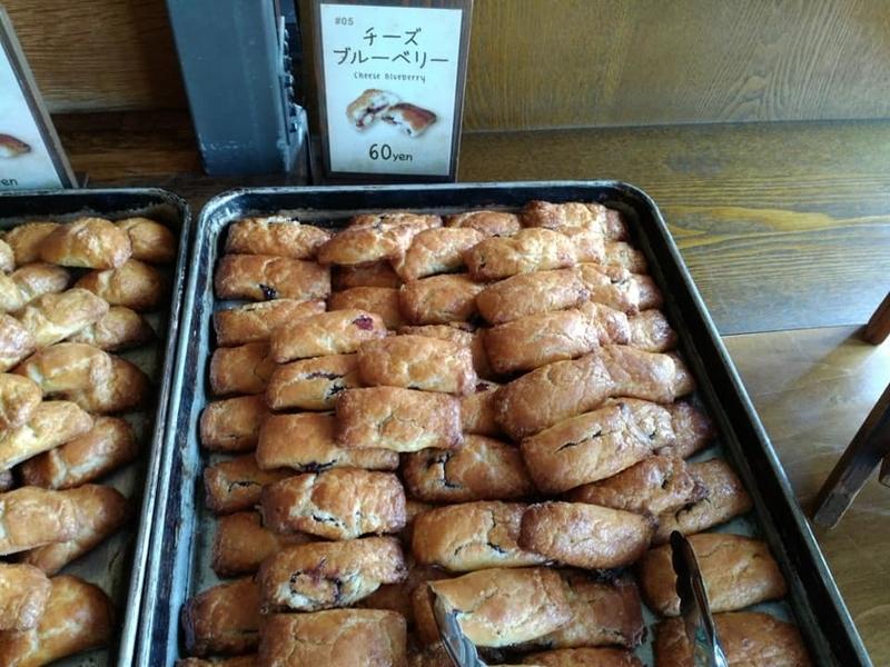 名護市 ふりっぱー:オリジナルパイ販売②