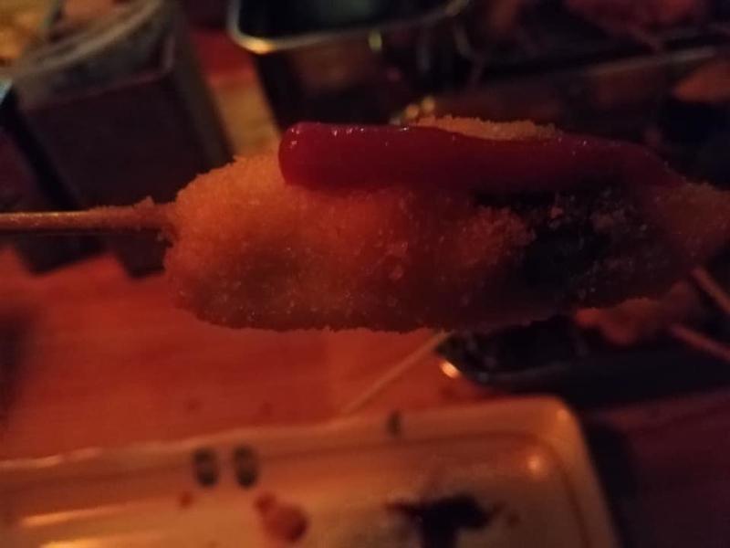 ちびかつ商店三丁目:ささみ梅しそ