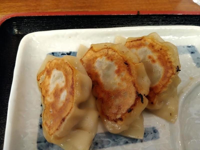 らぁ麺 悠心:餃子