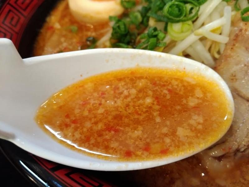 らぁ麺 悠心:スープ