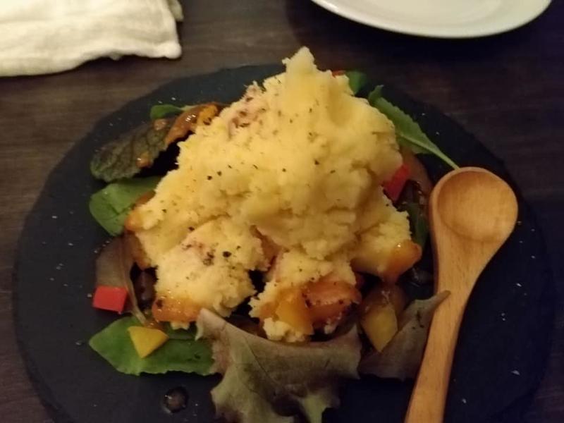 洋食酒場 トトロ:ポテトサラダ