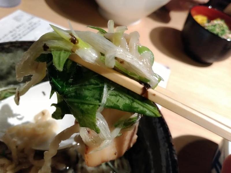 オサカナノヒ:アゴ出汁ラーメン実食