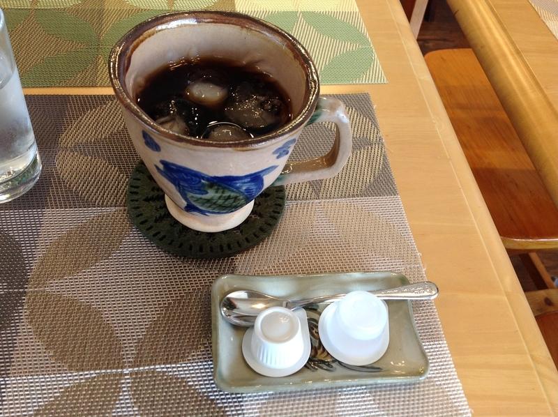 くじらブックス&Zou Cafe:コーヒー