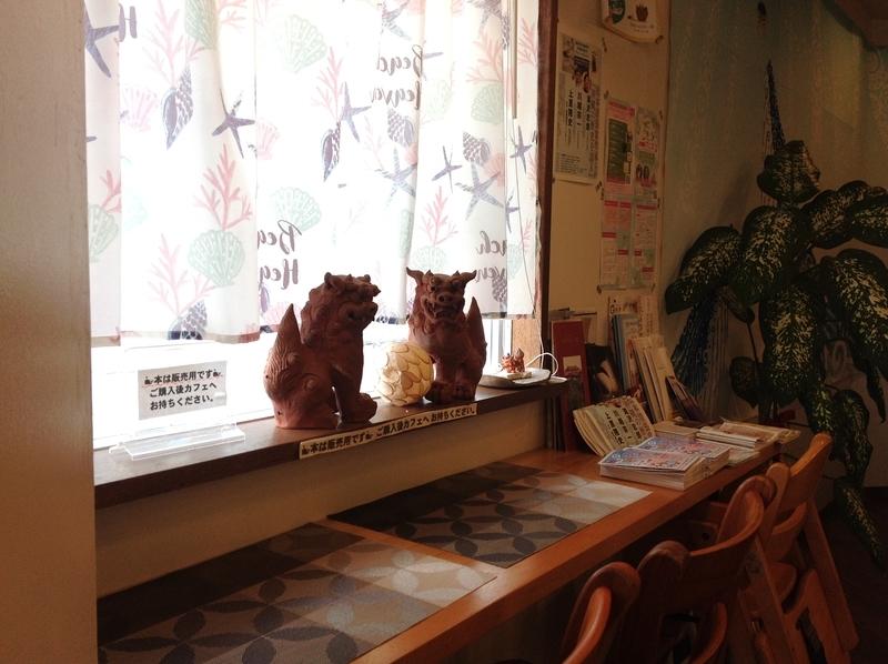 くじらブックス&Zou Cafe:店内④