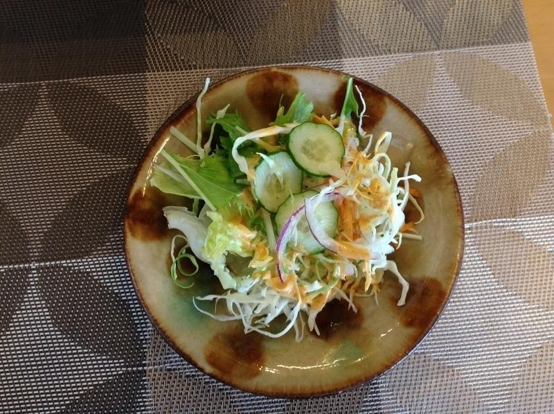 くじらブックス&Zou Cafe:サラダ