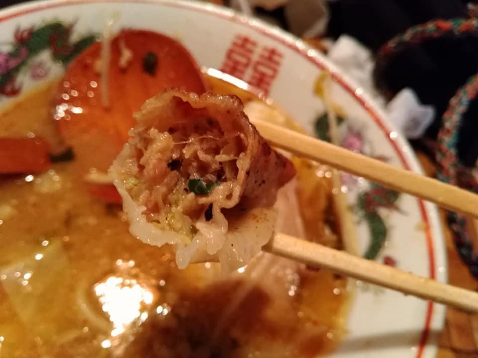 天神矢:餃子②