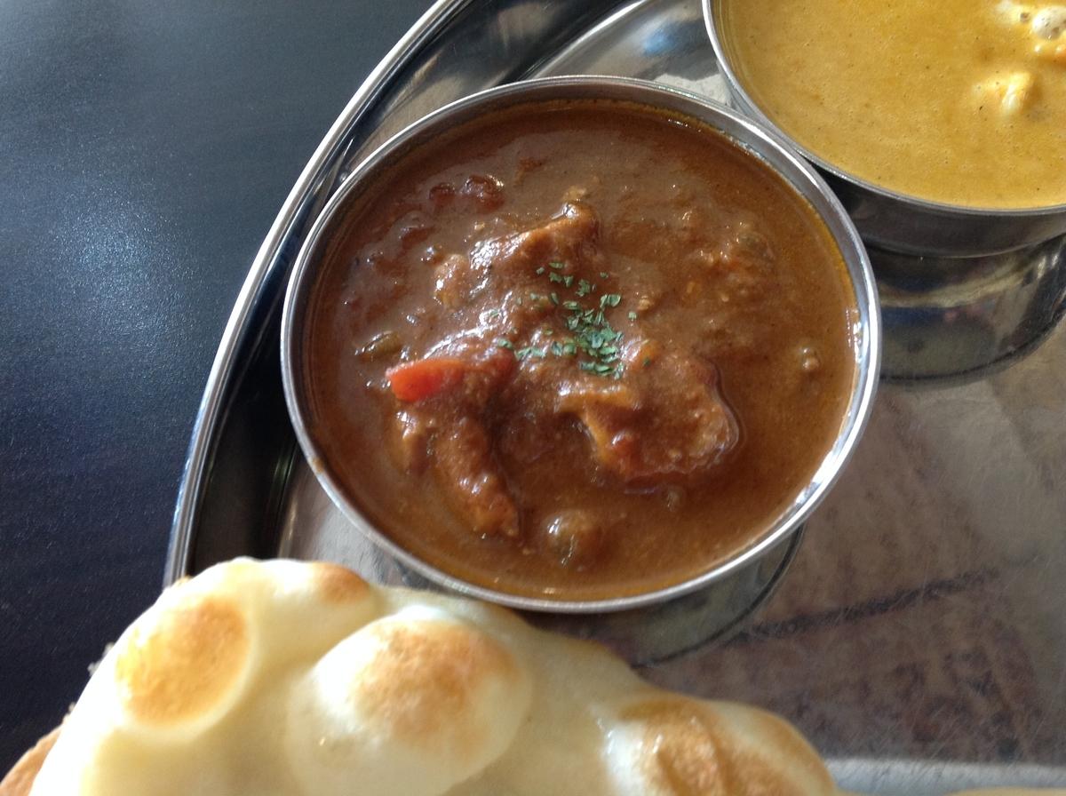 M's curry(エムズカリー):パキスタンチキンカレー