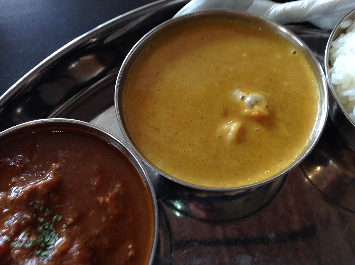 M's curry(エムズカリー):サンバルカレー