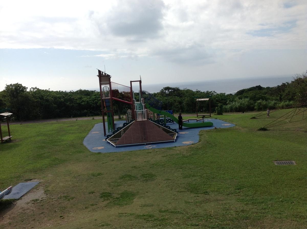 グスクロード公園:グスクロード公園最大のジム