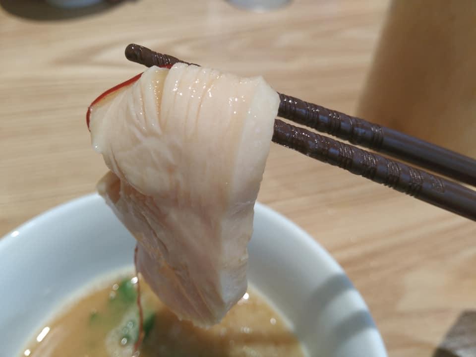 Noodle Dining 麺D(ヌードルダイニング メンディー):ゆず醤油つけめん チャーシュー