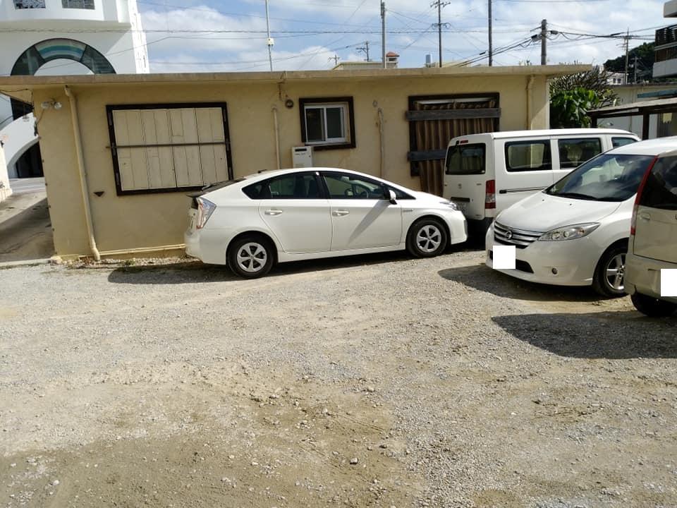 ごはん屋 de SU-SU-SOON:駐車場②