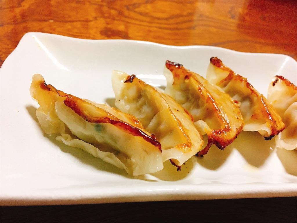 セブンイレブン焼き餃子の写真