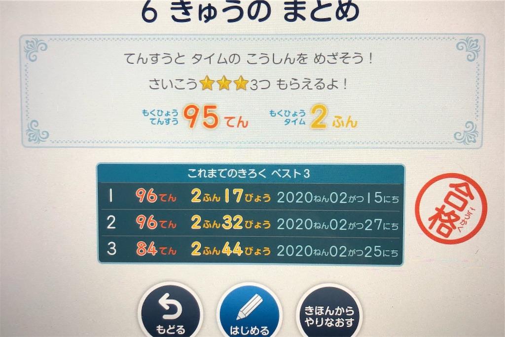 f:id:bokutokazokutosonota:20200301155523j:image